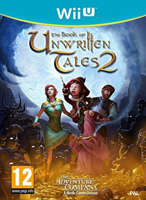 Copertina The Book of Unwritten Tales 2 - Wii U