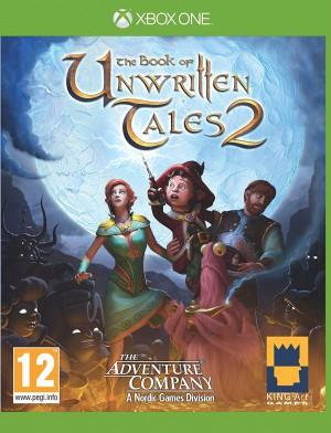 Copertina The Book of Unwritten Tales 2 - Xbox One