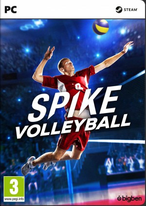 Copertina Spike Volleyball - PC