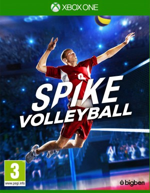 Copertina Spike Volleyball - Xbox One