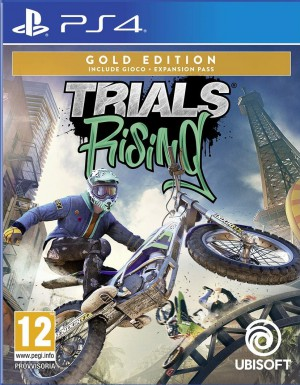 Copertina Trials Rising - PS4