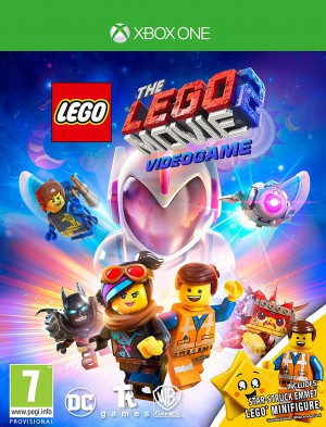 Copertina The LEGO Movie 2 Videogame - Xbox One