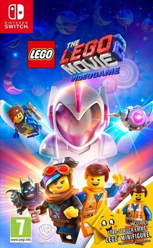 Copertina The LEGO Movie 2 Videogame - Switch