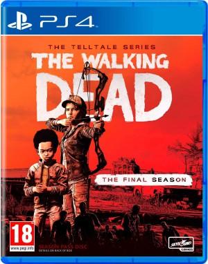 Copertina The Walking Dead: The Final Season - PS4