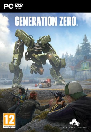 Copertina Generation Zero - PC