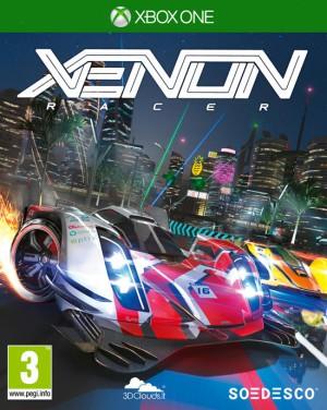 Copertina Xenon Racer - Xbox One