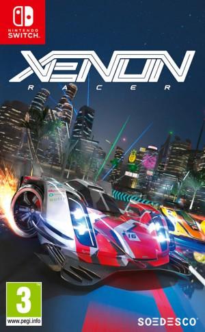 Copertina Xenon Racer - Switch