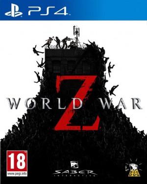 Copertina World War Z - PS4