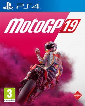 Copertina MotoGP 19 - PS4