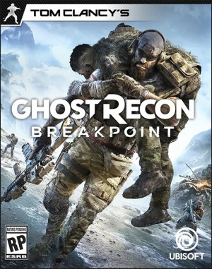 Copertina Ghost Recon Breakpoint - PC