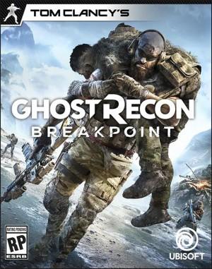 Copertina Ghost Recon Breakpoint - PC