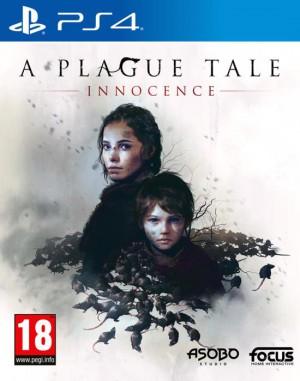 Copertina A Plague Tale: Innocence - PS4