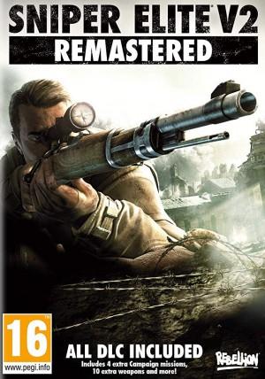 Copertina Sniper Elite V2 Remastered - PC