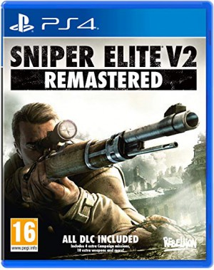 Copertina Sniper Elite V2 Remastered - PS4