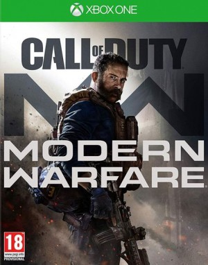 Copertina Call Of Duty: Modern Warfare - Xbox One