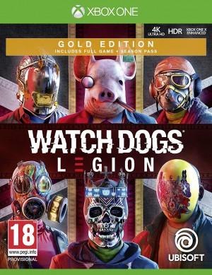 Copertina Watch Dogs Legion - Xbox One
