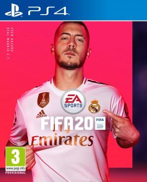 Copertina FIFA 20 - PS4