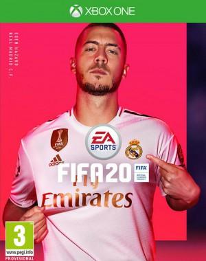 Copertina FIFA 20 - Xbox One