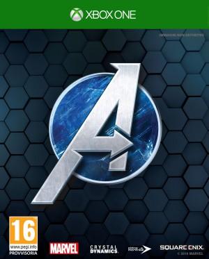 Copertina Marvel's Avengers - Xbox One
