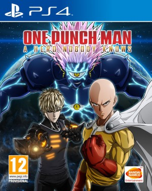 Copertina One Punch Man: A Hero Nobody Knows - PS4