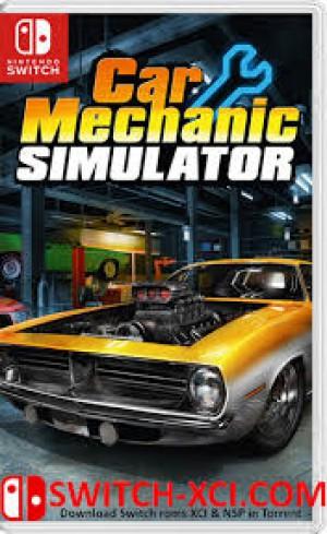 Copertina Car Mechanic Simulator - Switch