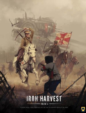 Copertina Iron Harvest 1920+ - PC