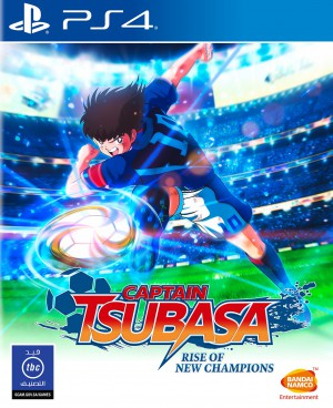 Copertina Captain Tsubasa: Rise of New Champions - PS4