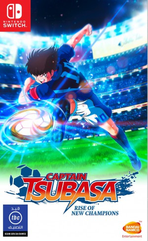 Copertina Captain Tsubasa: Rise of New Champions - Switch