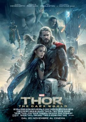 Thor: The Dark World Cover