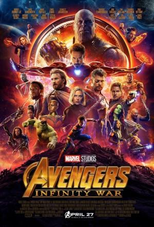 Avengers: Infinity War Cover
