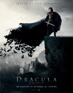 Dracula Untold Cover