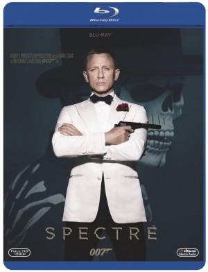 007: Spectre Cover