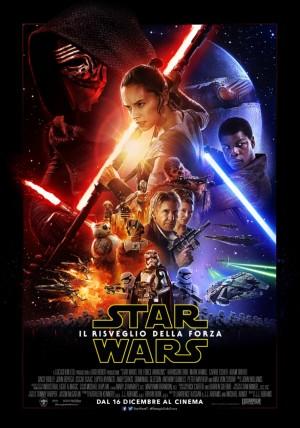 Star Wars: Il Risveglio della Forza Cover