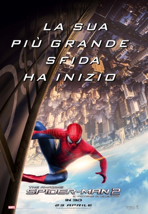 The Amazing Spider-Man 2: Il potere di Electro Cover
