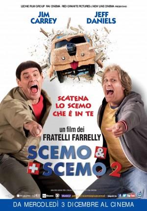 Scemo & + Scemo 2 Cover