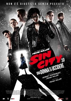 Sin City: Una donna per cui uccidere Cover