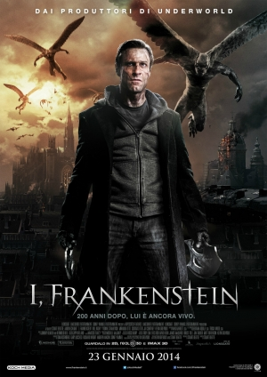 I, Frankenstein Cover