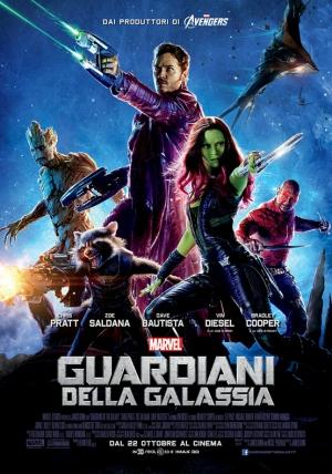 Guardiani della Galassia Cover