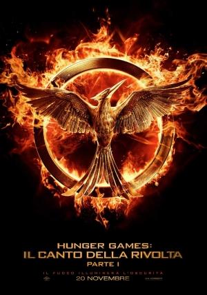 Hunger Games: Il canto della Rivolta Parte 1 Cover