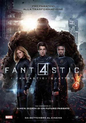 Fantastic Four: I Fantastici Quattro Cover