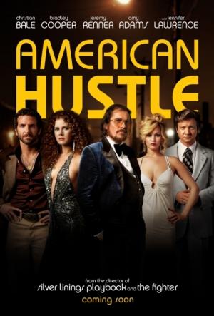 American Hustle Cover