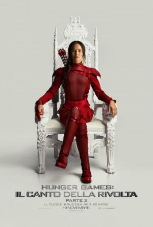 Hunger Games: Il Canto della Rivolta - Parte 2 Cover
