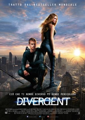 Copertina Divergent
