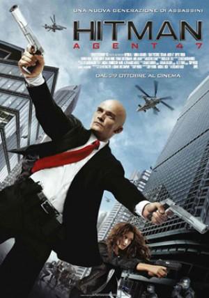 Hitman: Agent 47 Cover