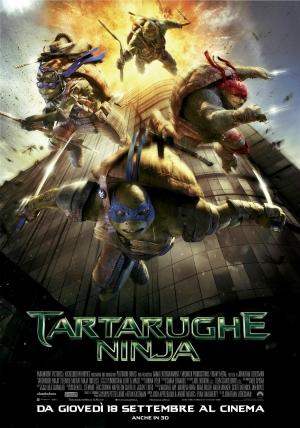 Tartarughe Ninja Cover