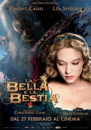 La Bella e La Bestia (2014) Cover