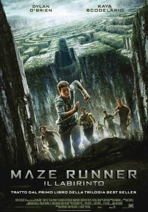 Maze Runner - Il Labirinto Cover