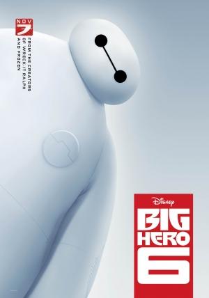 Big Hero 6 Cover