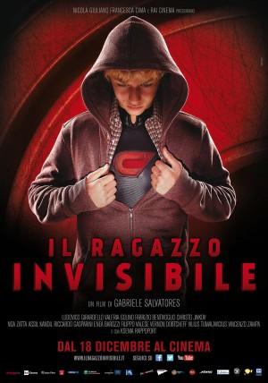 Il Ragazzo Invisibile Cover