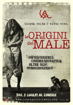 Le Origini Del Male Cover